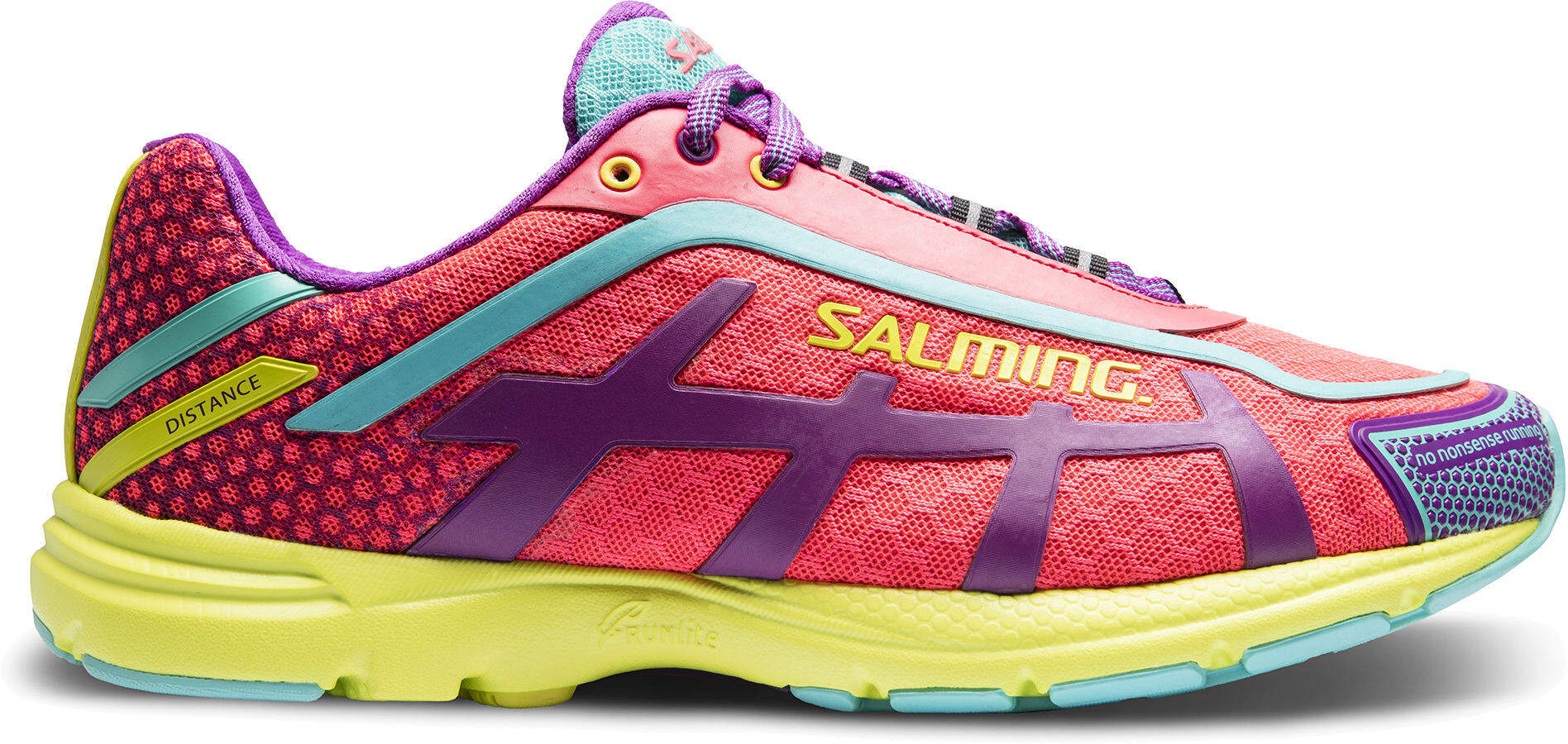 74acbb68b0f Salming W's Distance D5 Shoes Diva Pink - addnature.com
